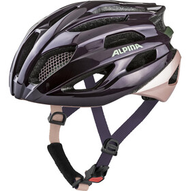 Alpina Fedaia Bike Helmet purple
